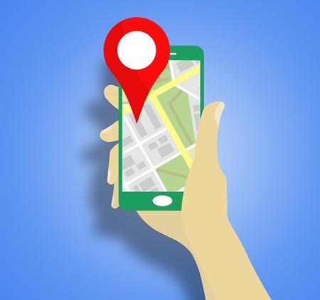 truffa con google maps